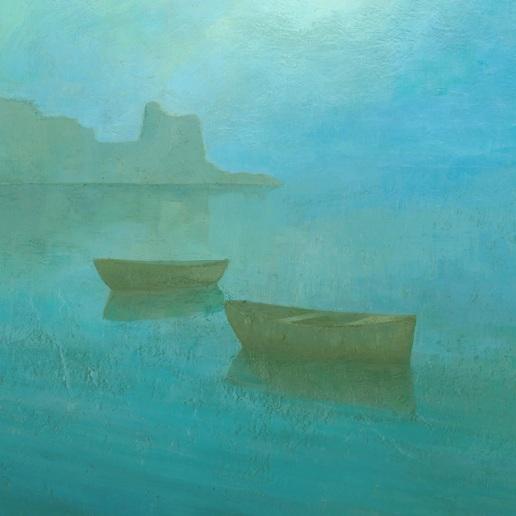 Blue Mist I
