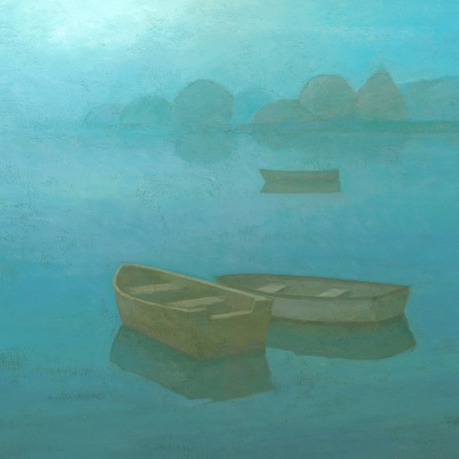 Blue Mist II