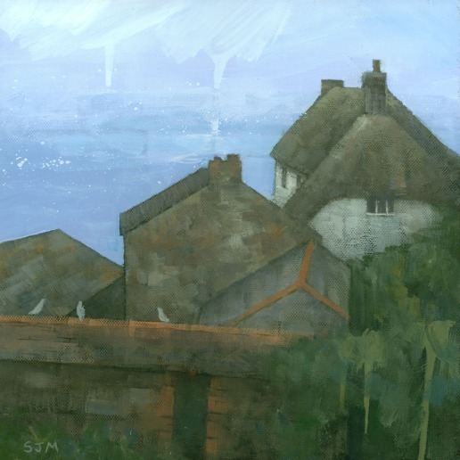 Cadgwith Rooftops