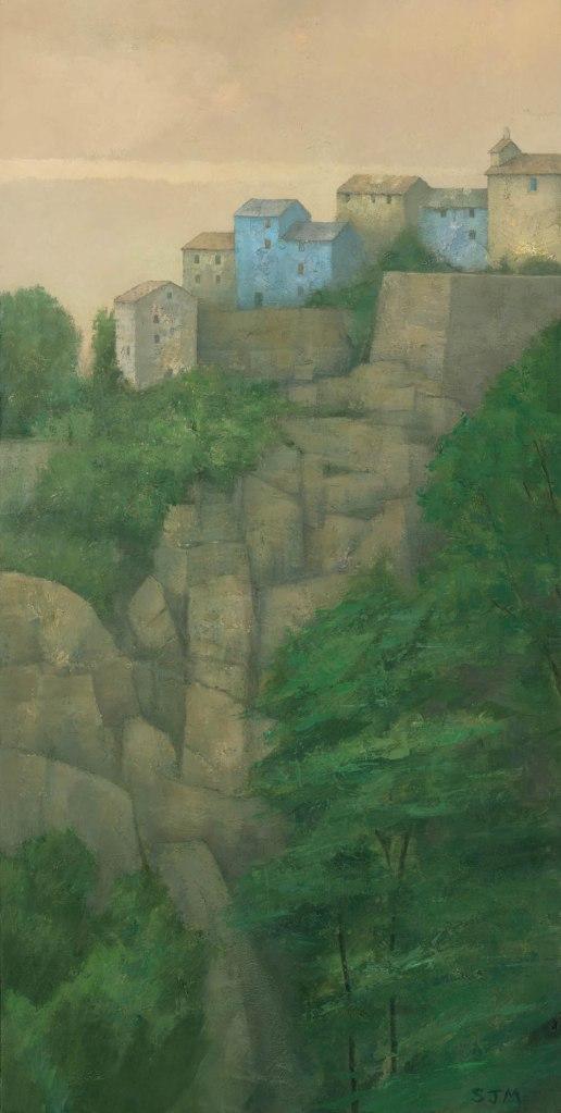 Corsican Hill Top