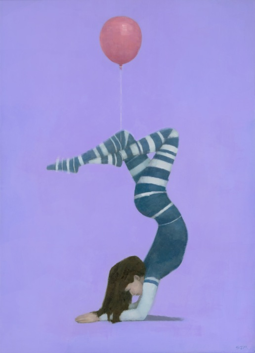 The Pink Balloon 2